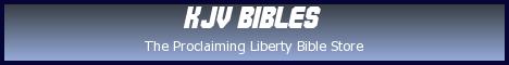 Buy a King James Bible